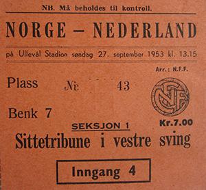 Heimen Lagerwaard - Interlands Nederlands elftal.